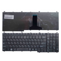 YALUZU Новая русская клавиатура для Toshiba Satellite A500 X200 X505 P200 P300 L350 L500 X500 X300 A505 A505D F501 L535 P205 P505 ру