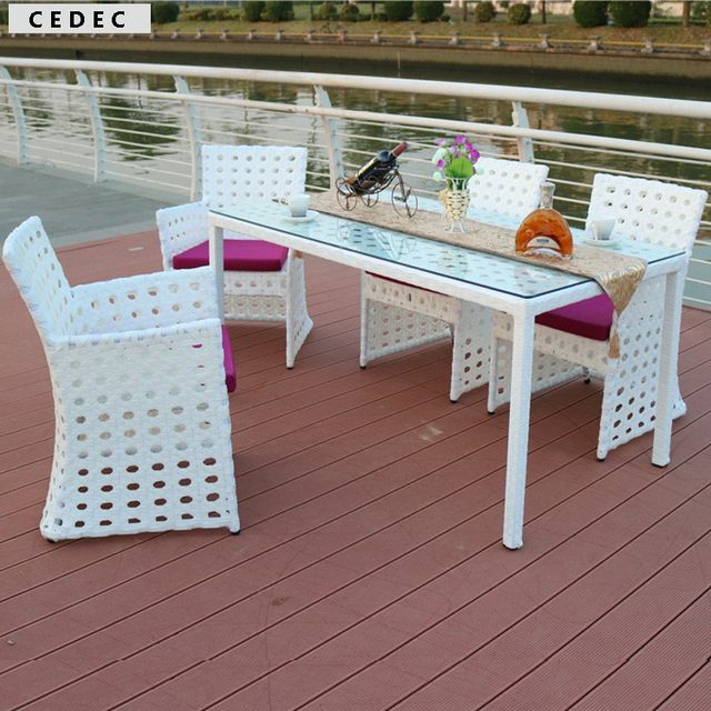 Online Shop 48 Pc Patio Rattan Furniture Set Outdoor Backyard Long Delectable Cost To Ship Furniture Set