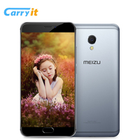Original Meizu MX6 32GB 3GB Global ROM OTA Mobile Phone Android cellular 10-Core 1920x1080P 5.5