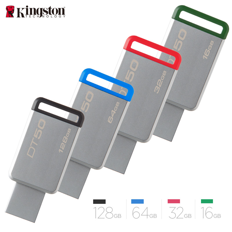 KINGSTON Pendrive 64GB USB 3.1 High Speed 16G USB Flash Drive 128GB Pen drive 32GB 16GB Real Capacity 32G Pendrive USB Stick|USB Flash Drives| - AliExpress