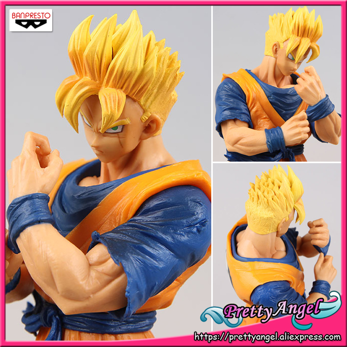 PrettyAngel - Genuine Banpresto Resolution of Soldiers Vol.6 Dragon Ball Z Son Gohan (Future ver.) Collection Figures jeff lemire the new 52 future s end vol 1