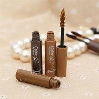 12Pcs Waterproof Dye Eyebrow Enhancers Mascara Cream Natural Eyebrow Gel Long Lasting Brown Beauty Eye Tint