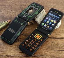 """Flip Russian 3.5"""" phone"""