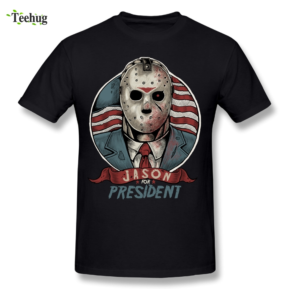 FRIDAY THE 13TH Tees Novelty Mens Jason Friday the 13th T Shirt Cool Awesome Man Homme Tee 3D Print Hot slae