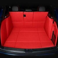 Все окружении ковры прочный специальный автомобиль магистральные коврики для Cadillac ct6 XTS XT5 SLS CTS ats Escalade SRX XLR Водонепроницаемый ковры