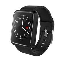Smart Watch IPS Screen Smart Wristband Fitness Bracelet Heart Rate Tracker Blood Pressure Waterproof Men Watch Smart Sport Watch