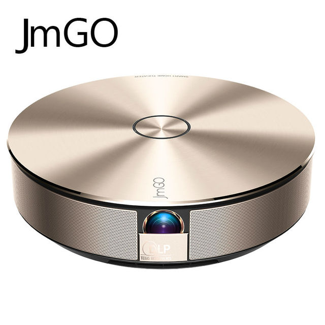 Wxga videowifi micro jmgo g1s bluetooth apoyo 4 k android dlp mini proyector inteligente phoneportable airplay para el teléfono inteligente