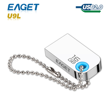 EAGET Usb flash drive U9L 8gb 16gb pen drive 32gb waterpoof Super mini small Tiny pendrive Memory Stick Storage Device Hot sell