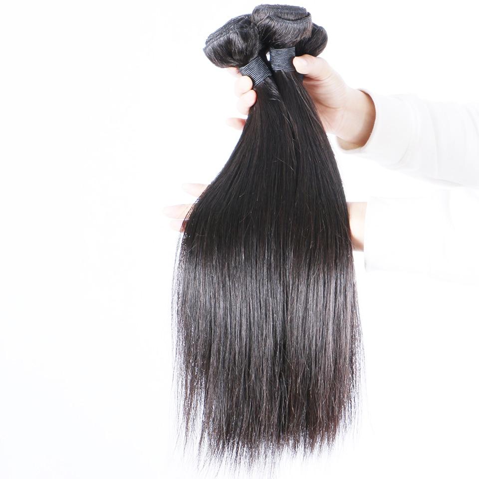 Brazilian Silky Straight Hair Bundles