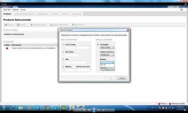 Tech Tool 2.03 (PTT Vcads) FULL Installation (Development Level) +crack for mult PC installation for volvo