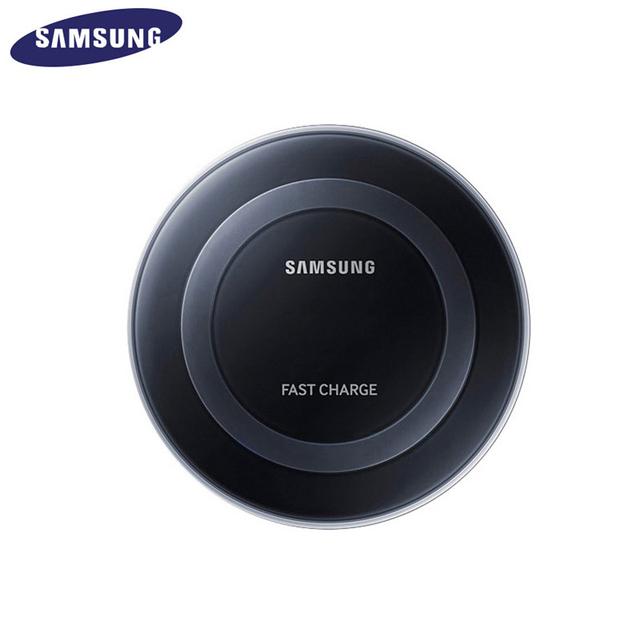 100% Genuine QI Charging Pad Wireless Charger EP-PN920 For Samsung Galaxy S6 edge Plus G9280 N9200 S7 S7 edge Note 5