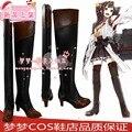 Kantai colección Kongou cosplay Shoes Boots por encargo