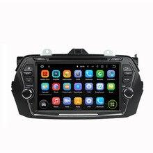 Android 5.1 Quad Core HD1024 * 600 8 Pulgadas de Coches Reproductor Multimedia Para SUZUKI Para CIAZ 2015 Car Stereo Reproductor de DVD Libre de 8 GB MAPA tarjeta
