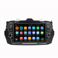 8 Inch Quad Core HD1024 600 Android 4 4 4 Car DVD Player For SUZUKI For