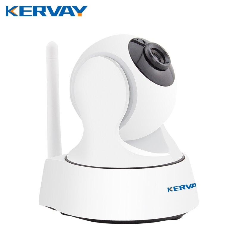 bilder für 720 P HD Wifi Kamera Netzwerk Überwachungskamera-überwachungs Nacht Kamera Indoor Hause P2P Cctv-kamera Wifi Funktion Onvif Kamera Mit Zwei-2-wege-audio
