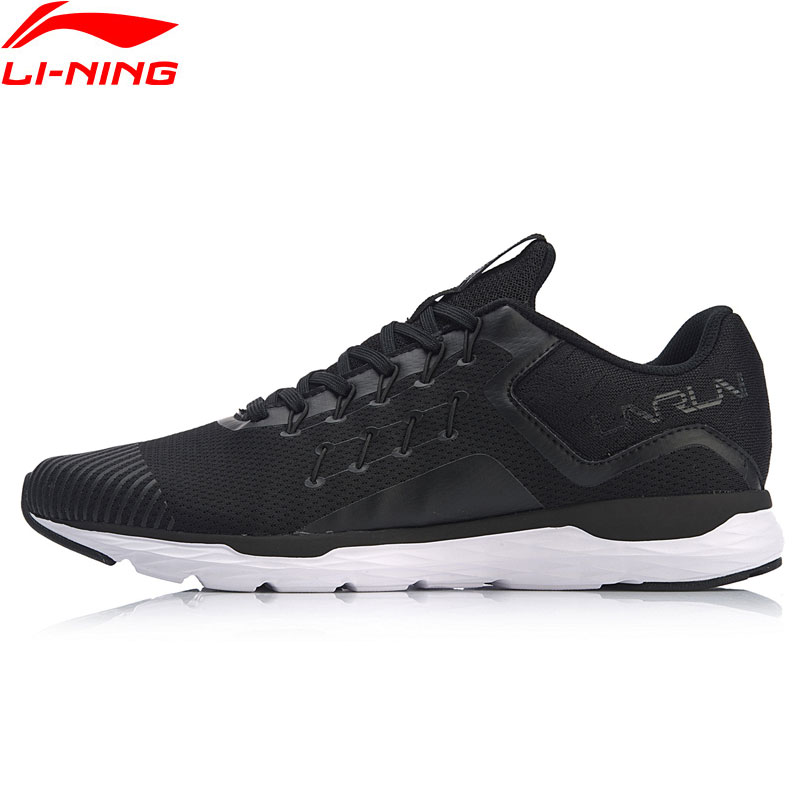 Li Ning Men EZ RUN Light Weight Running Shoes Comfort LiNing Sport Shoes Wearable Breathable Sneakers