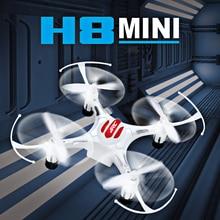 Eachine H8 Mini Headless Mode 2.4G 4CH 6 Axis 360 Degree Rotation RC Quadcopter RTF Black White Remote Control Toy