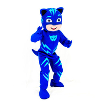 2017 New Style Mascot Costumes Parade Quality PJ Mascot Birthdays Catboy Cosplay Costumes