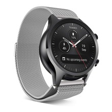 Stainless Steel Strap for Samsung galaxy Watch Active Smart Watches Magnetic Small Large Watchband High Quality 3.1