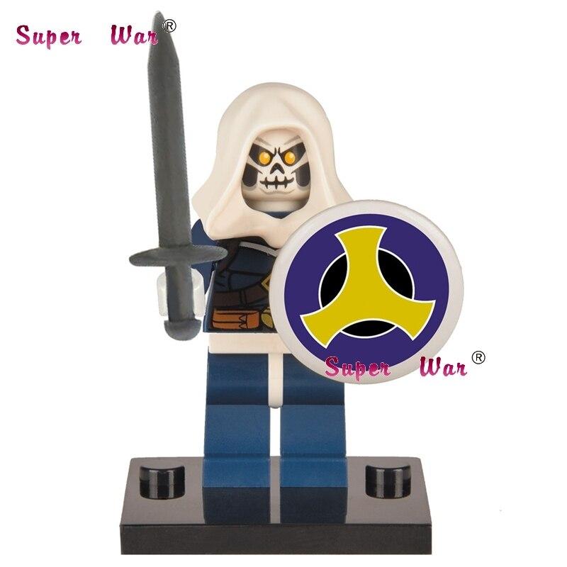 1PCS star wars superhero marvel avengers Taskmaster building blocks action sets model bricks toys for children