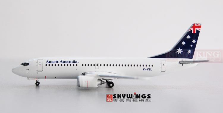 Phoenix 10355B B737-300 1:400 Ansett Australia commercial jetliners plane model hobby phoenix 11006 asian aviation hs xta a330 300 thailand 1 400 commercial jetliners plane model hobby