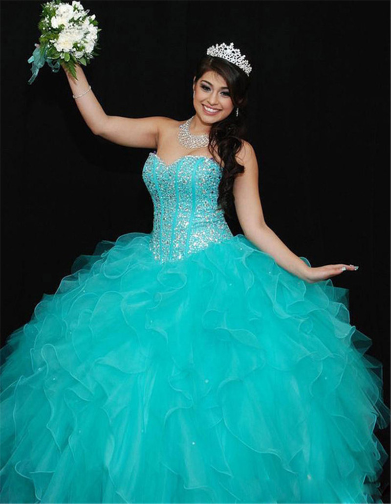 Popular 2016 Blue Sweet 16 Dresses-Buy Cheap 2016 Blue Sweet 16 ...