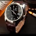 Новый Роскошный Мужские Часы 2016 Мужские Часы Лучший Бренд Класса Люкс Дата Мужские Часы Мужчины Наручные Часы Кварцевые часы Relogio Masculino