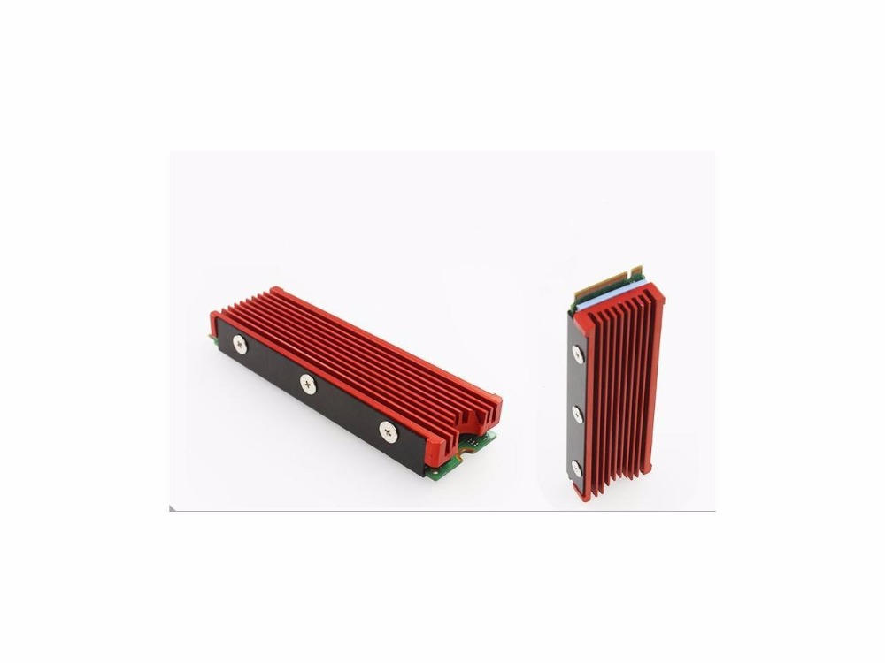 JEYI M.2 NVMe Heatsink for SM951 SM961 950PRO XP9410 M.2 SSD Cooling Heatsink heat sink dissipation aluminum cooling for sm961 960pro m 2 ngff nvme 2280 ssd