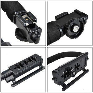 Image 5 - U Grip Triple Shoe Mount Video Actie Dslr Camera Grip Video Camcorder Stabiliserende Handvat Fotografie Selfie Stick Voor Camera