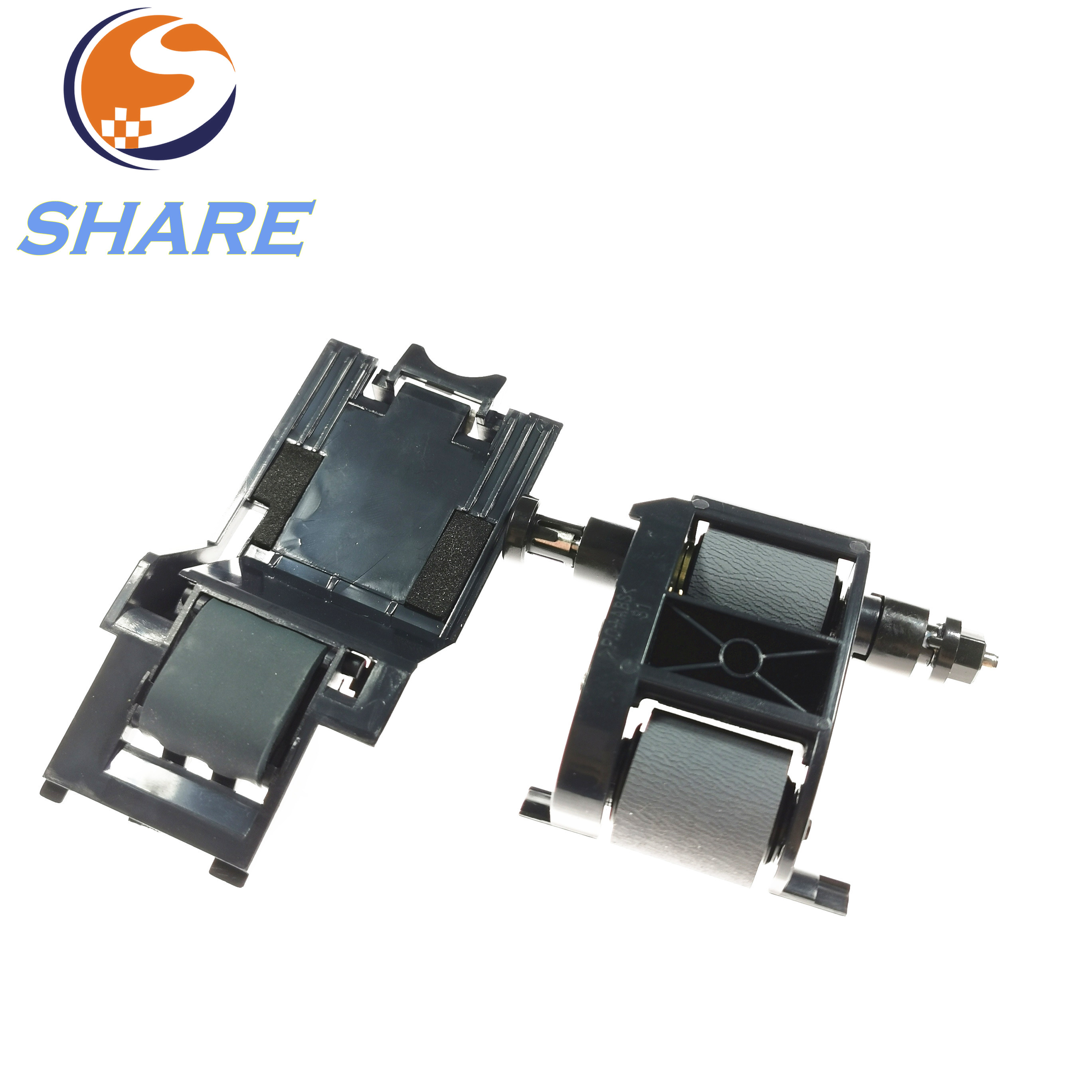 SHARE New L2718A ADF Roller Kit For HP M575 M680 M630 M525 M725 651 M775 L2725-60002 ScanJet 7500 Series