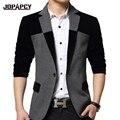 Nuevo Slim Fit Casual Acetato De Los Hombres chaqueta Chaqueta de traje homme Para Hombre Traje de Chaqueta 2017 Primavera Solo Pecho Suite MXH0076