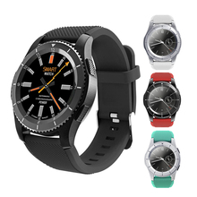No.1 G8 Smart Watch Phone MTK2502 Bluetooth 4.0 SIM Card Smartwatch Call Message Reminder Heart Rate Monitor For Android IOS