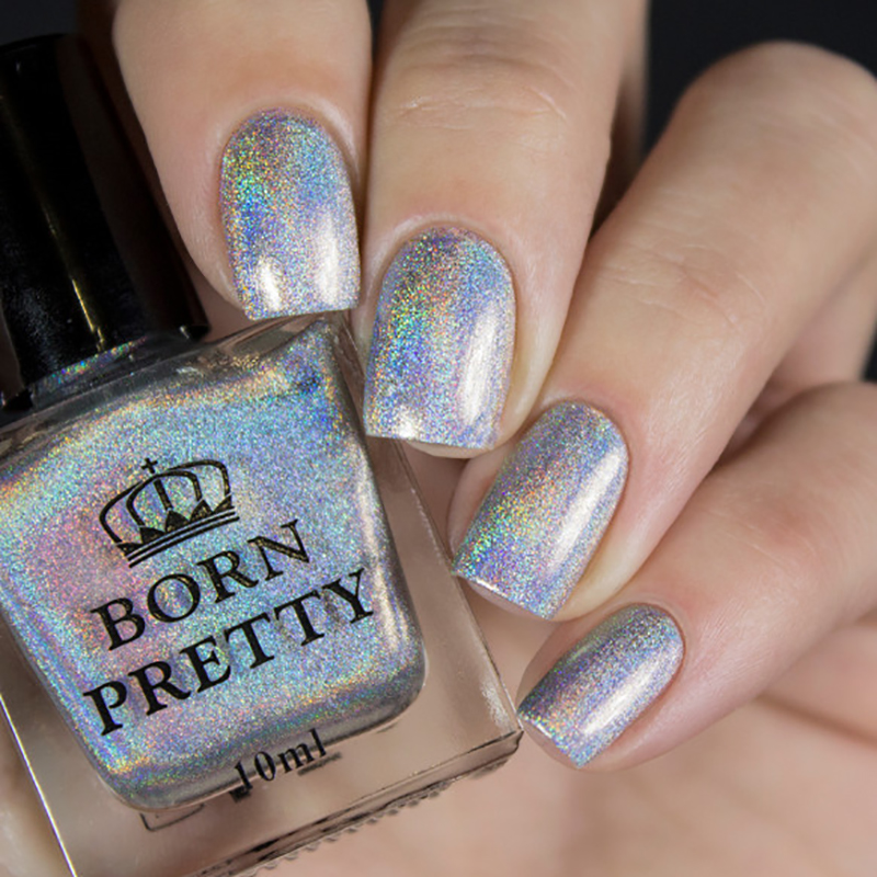 BORN PRETTY High Ingredients Holographic Holo Glitter 10ml