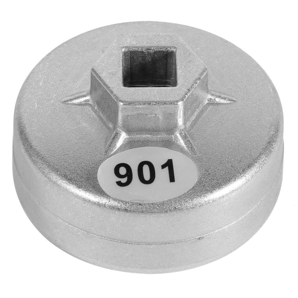 medium resolution of 65mm 14 flutes cap oil filter wrench car socket remover tool for toyota a8 honda