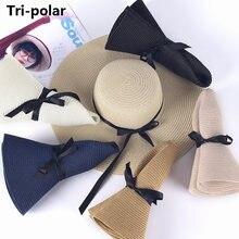 Шляпа от солнца tri polar Спортивная пляжная шляпа с лентами