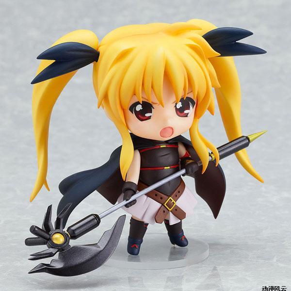 Birthday Gift Nendoroid Magical Girl Lyrical Nanoha Fate-testaross The Movie 1st Figure #99 10cm