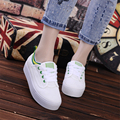 New Arrival Autumn Women Casual Shoes Simple Fashion Platform Shoes 2 Colors Canvas Shoes For Women Free Shipping HSE11