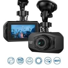 Quality 2.7in TFT Screen WiFi 170 Wide Angle 1080P Car DVR Camera WDR Night Vision G-sensor Car Dash Cam DVR Camera R800 цена