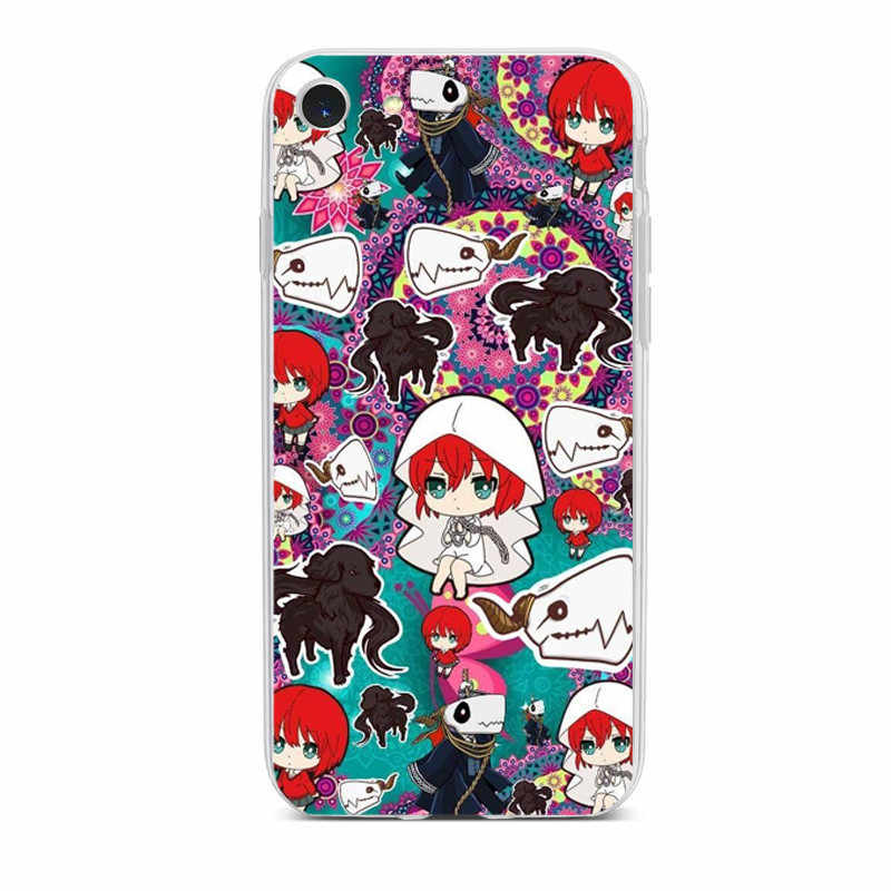 coque iphone 8 the ancient magus bride