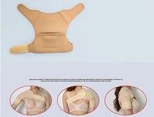 Health Shoulder Support Care Heating Single Shoulder Belt Injury Arthritis Pain Shoulder Support Strap Free Shipping