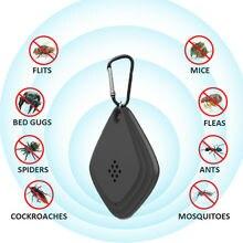 USB ультразвуковой анти москитный Репеллент убийца наружный отпугиватель насекомых ультразвуковой электронный контроль от вредителей