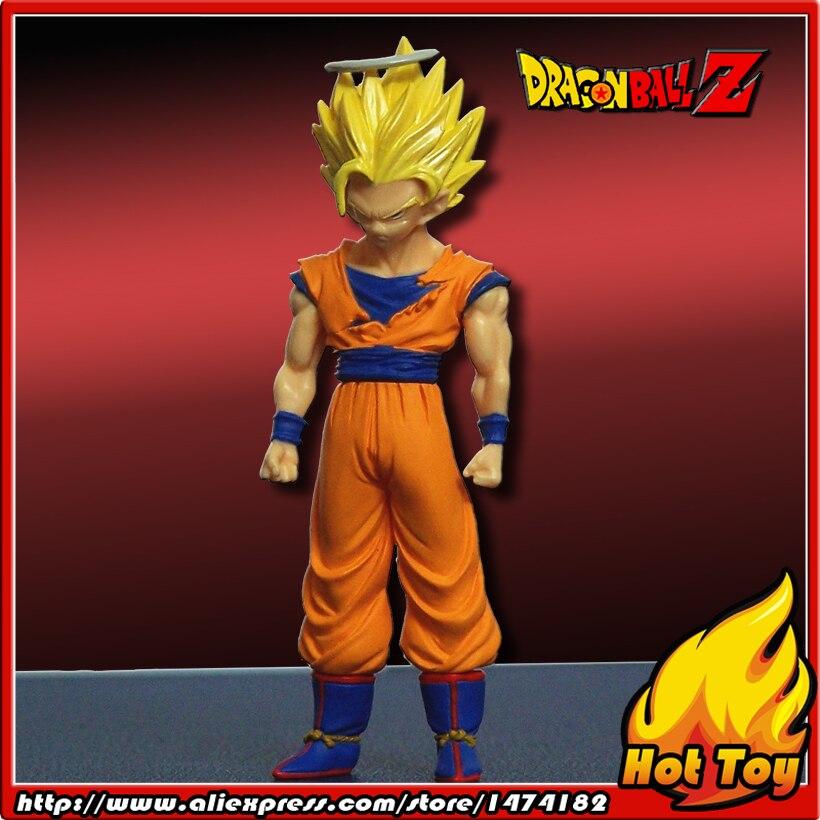 100% Original BANDAI Gashapon PVC Toy Figure HG Part 6 - Goku Super Saiyan 2 from Japan Anime Dragon Ball Z 100% original bandai gashapon pvc toy figure hg part 7 son goku super saiyan 3 from japan anime dragon ball z