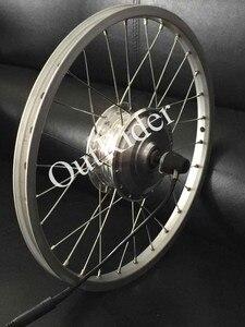 Самый дешевый складной мини-набор для велосипеда Brompton/Dahon perefectly, с использованием 80 мм, узкий, для создания самых легких в мире электрических...