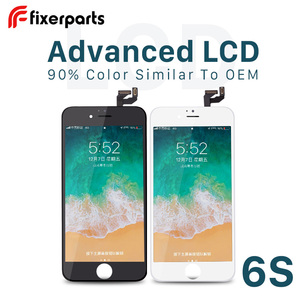 Image 1 - Fixerparts 1PCS Advanced For iphone 6s Display Touch Screen Digitizer Replacement Pantalla for iPhone 6s lcd
