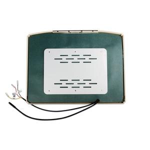 Image 3 - 15,6 Inch Decke Monitore FHD 1080P Flip Unten Montieren Monitor Led bildschirm MP5 Player Mit IR/FM Transmitter /USB/SD/HDMI/Lautsprecher