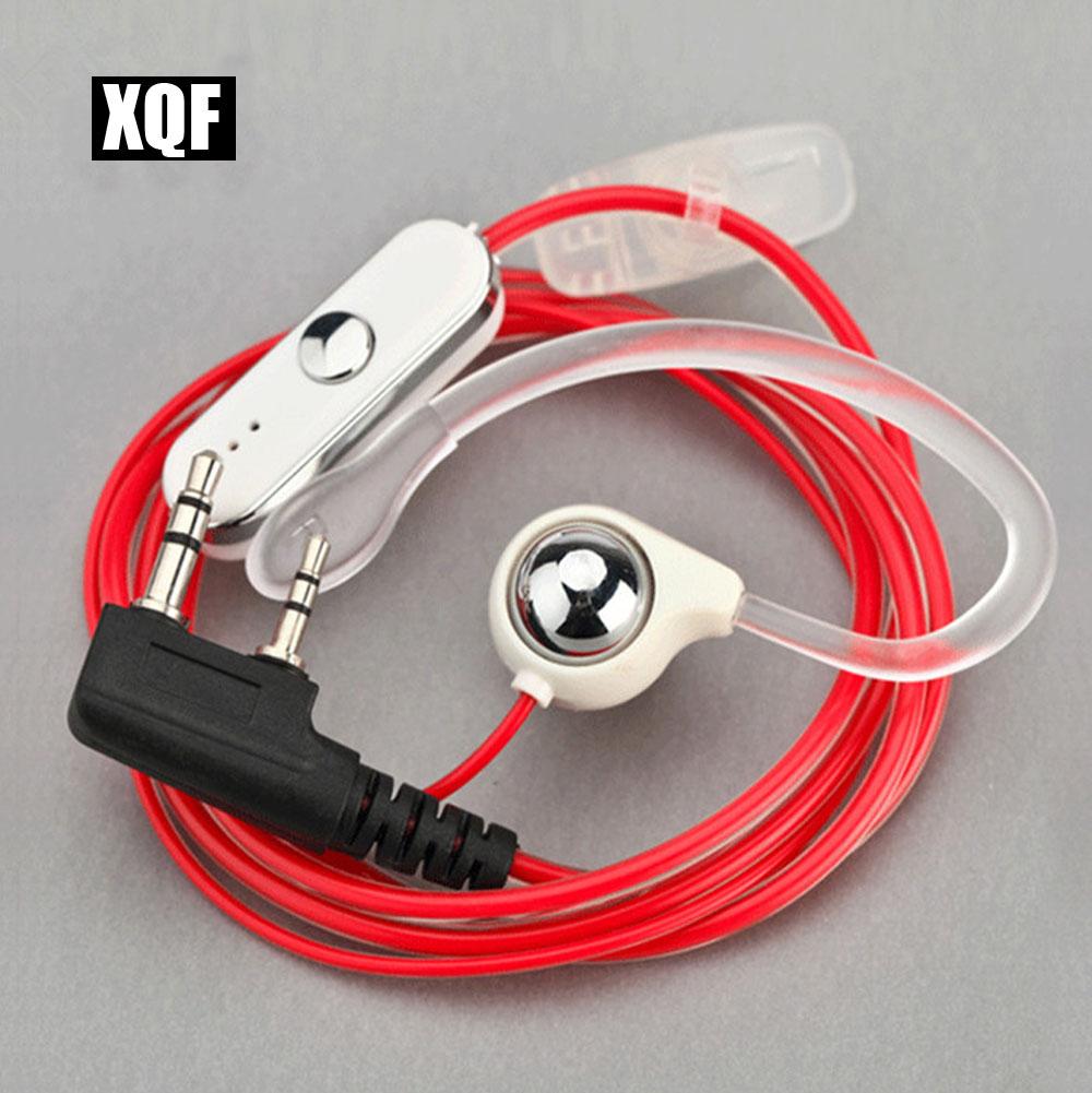 imágenes para Venta caliente del auricular para BAOFENG UV-5R 888 S B5 B6 walkie talkie de dos vías de radio para KENWOOD
