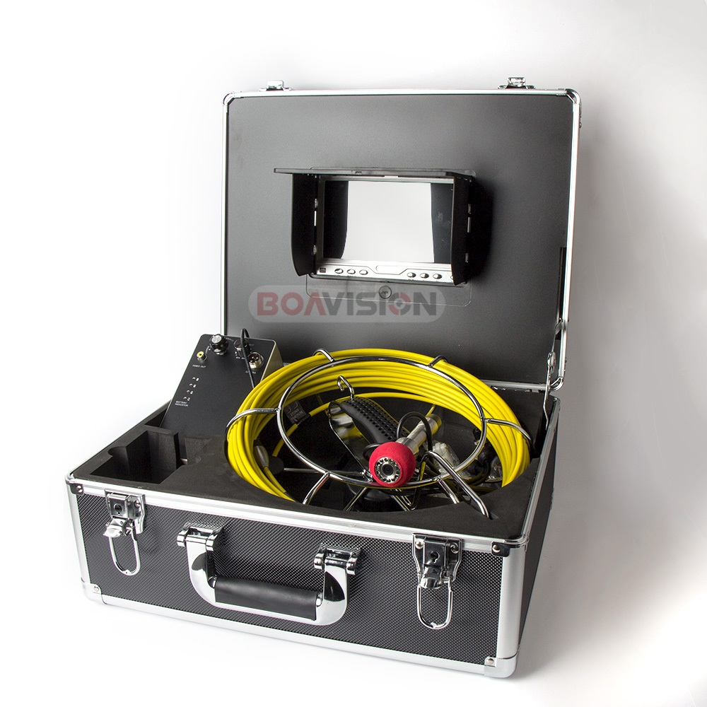 03 Pipe Sewer Camera