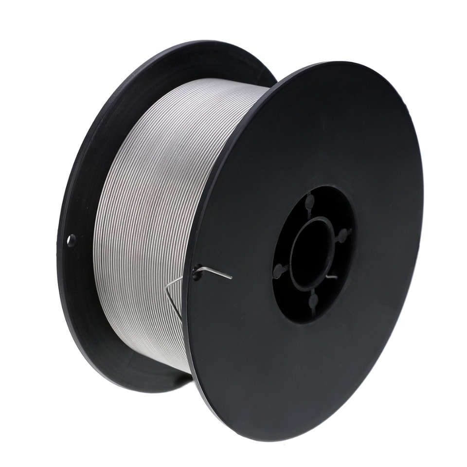 """1kg//Roll 0.8mm//0.035/"""" 304 Stainless Steel Gasless Flux-Cored Mig Welding Wire"""