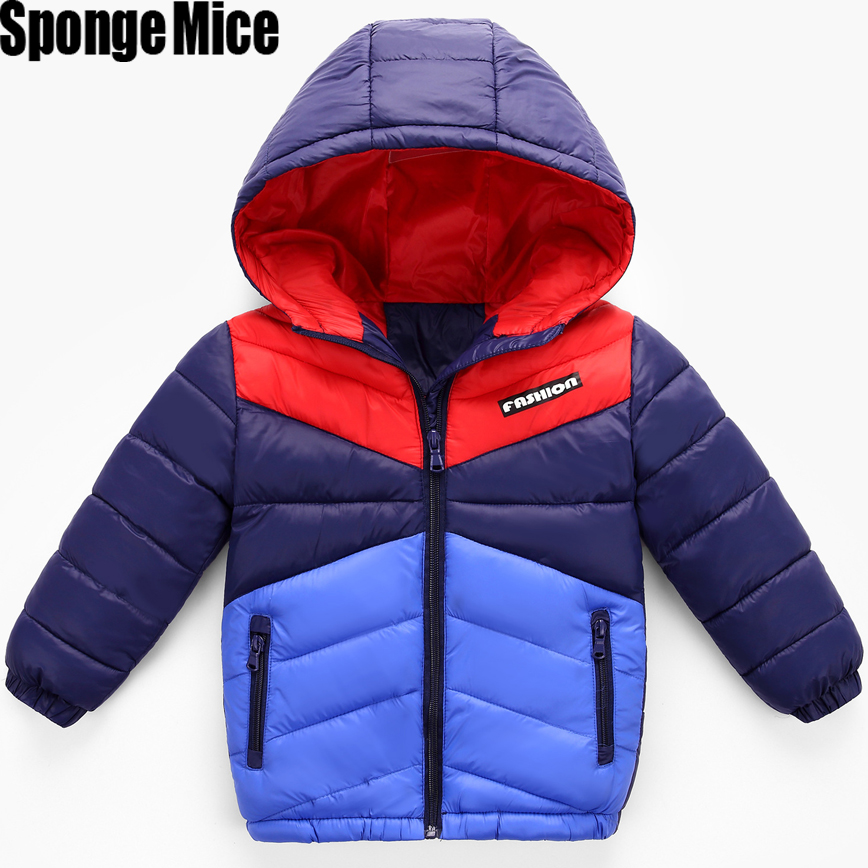 Children Jackets Boys Girls Winter down coat 2017 Baby Winter Coat Kids warm outerwear Hooded Coat for 3-10 yrs Children Clothes spearfishing wetsuit 3mm neoprene scuba diving suit snorkeling suit triathlon waterproof keep warm anti uv fishing surf wetsuits