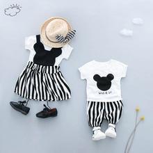 Baby Clothing Sets Girl Boy Clothes T Shirt Shorts